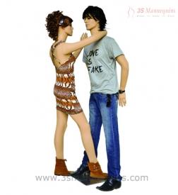 Couple Mannequins