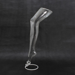 DTFL-001(FEMALE LEG TRANSPARENT)