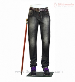 PLASTC MALE LEG